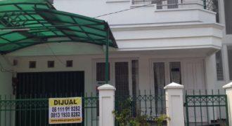 Dijual Rumah di Kavling DKI Meruya
