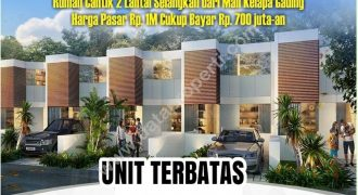Cluster Woodland Permata Gading Residence